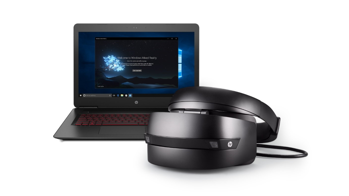 Developer kits for Windows Mixed Reality headsets became available for pre-order this May.