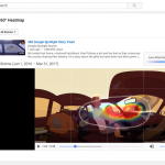 YouTube offers 360 heatmaps, viewing stats, VR training program