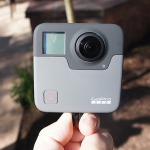 This is what the 5.2K GoPro Fusion 360 camera will look like