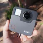GoPro ships first 10 Fusion cameras