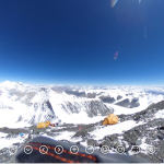 Ricoh: 4K timelapse feature added to app, first 360 photos of Everest summit