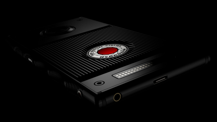 RED's Hydrogen One phone has a grippy design, micro SD slot, USB Type-C and headphone ports--but the real news is what's inside.