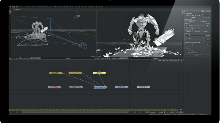 Blackmagic Designs Fusion 9 visual effects software now features a VR toolset.