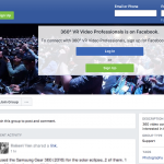 It takes a (360) village: Best 360 and VR Facebook groups