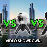 Garmin Virb 360, Samsung Gear 360 and Xiaomi Mijia Mi Sphere video comparison