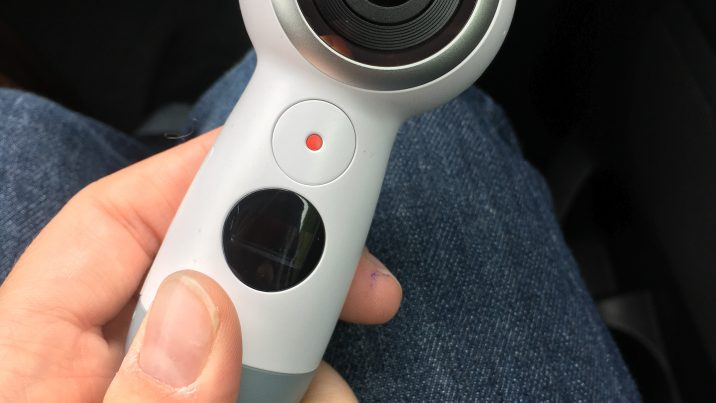 Samsung Gear 360 2017 users can now live stream from iOS devices