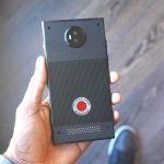 A closer look at RED's Hydrogen One smartphone, its camera mods and four-view content