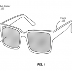 Facebook's new patent shows off AR glasses