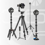 Manfrotto launches collection of 360 camera mounts and accessories