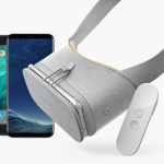 Samsung Galaxy S8 and S8 Plus now support Daydream VR