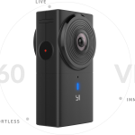 First look at the Yi 360 VR camera from CreatorUp