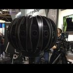 IBC 2017: Motion Impossible Agito robotic dolly system can hold and stabilize VR cameras up to 20 kilos!