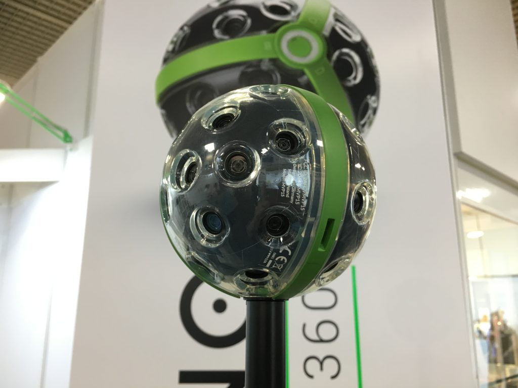 After emerging from bankruptcy in July, Panono is now planning to release an even higher resolution still 360 camera: 180MP rather than 108MP.