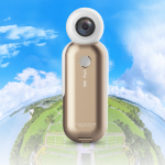 VPai Slide is a new 360 camera accessory for iPhones