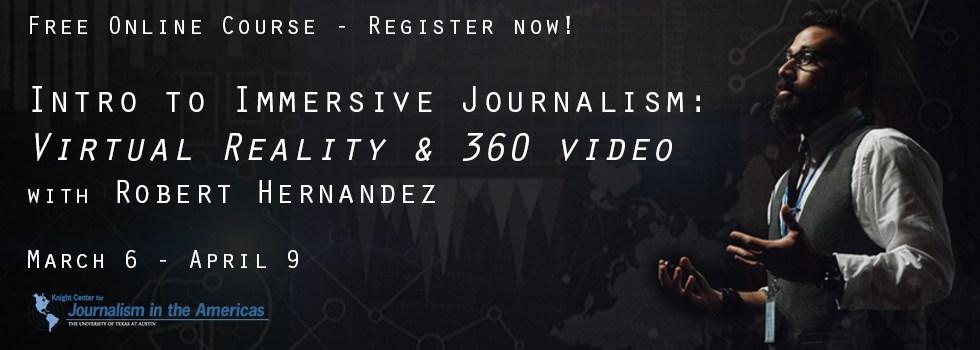Beginner's 360 video course - Immersive Shooter