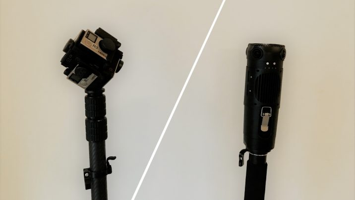 Comparing the Z Cam S1 and Freedom360 GoPro rig (and why we still use a GoPro rig)
