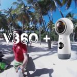 Samsung Gear 360 2017 users can now shoot videos inside V360 editing app