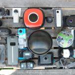Twenty-three 360 cameras compared in 360 Camera Comparison
