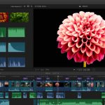 Final Cut Pro X adds VR support in version 10.4: VR titles, transitions, effects, horizon leveling and headset preview