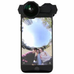 Fusion Lens: $44 360 camera accessory for iPhone launches on Indiegogo