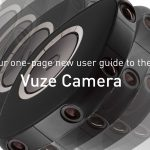 Your One-Page Guide to the Vuze Camera