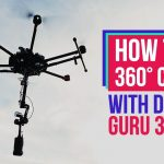 How to secure + stabilize your Z Cam S1 to a drone with the Moza Guru 360 Air