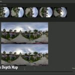 Kandao Studio can now generate and export depth maps