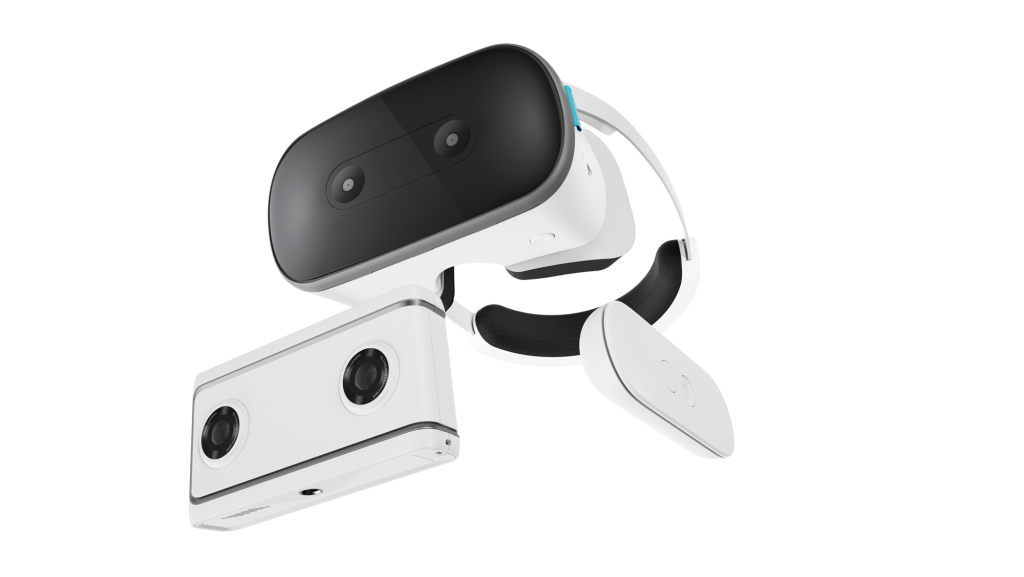 CES 2018: Lenovo Mirage can live stream 3D 180-degree video