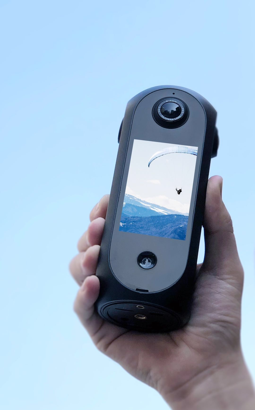 CES 2018: The Pilot Era camera can stitch 6K 360 video in
