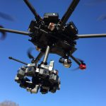 How to shoot aerial 360 video on a drone