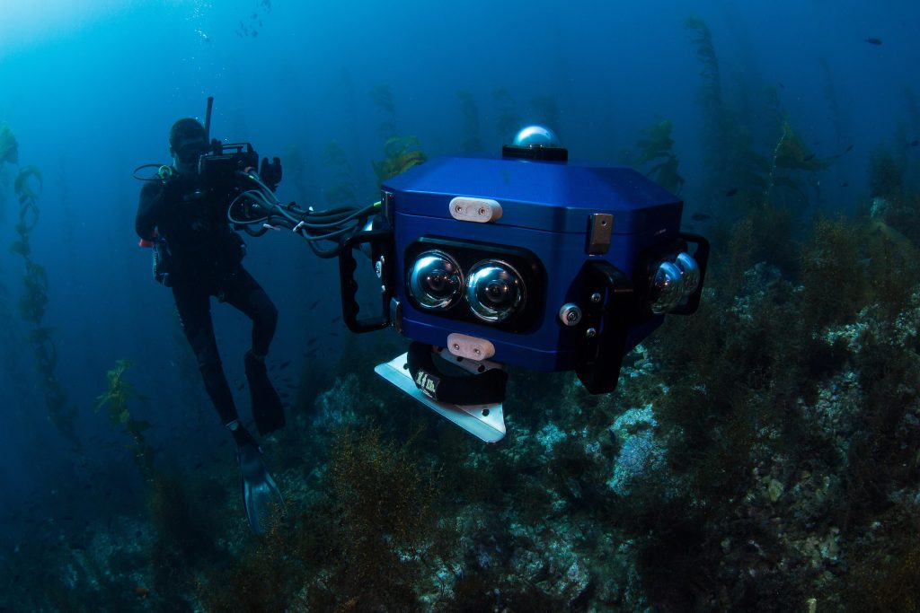 How to shoot underwater 360 video - Immersive Shooter