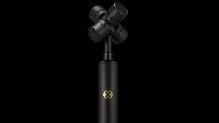 At NAB 2018, RØDE launched its SoundField NT-SF1 ambisonic microphone.