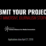 WAN-IFRA announces VR Journalism Prize