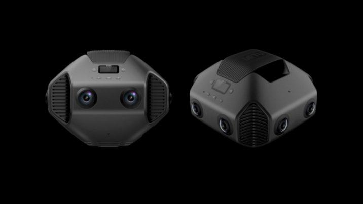 Detu launches Kickstarter for 8K 360 camera