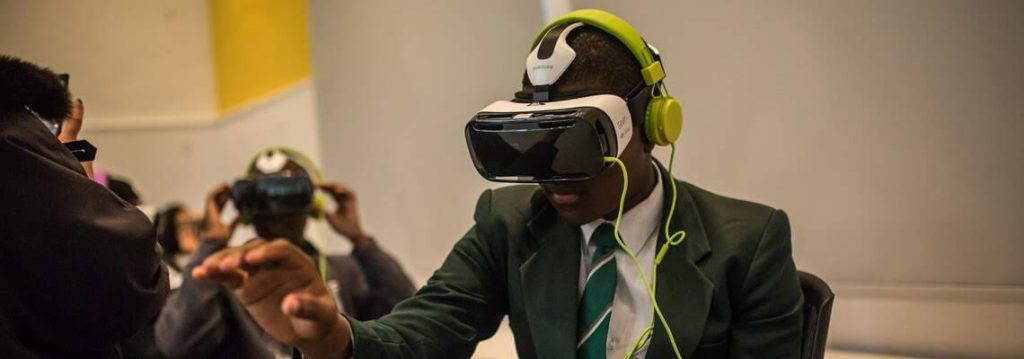 VR exhibitions in South Africa