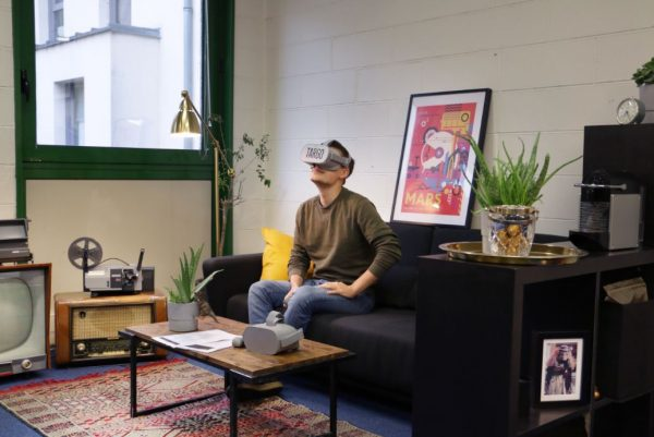 TARGO plans to build its own app for other VR headsets in the future.