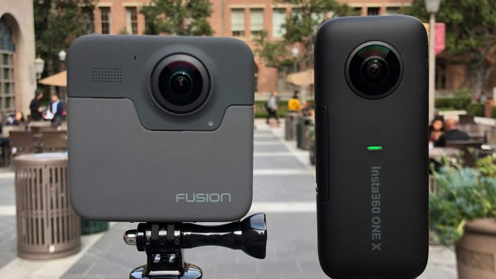 Top three 360-degree cameras for beginners (January 2019