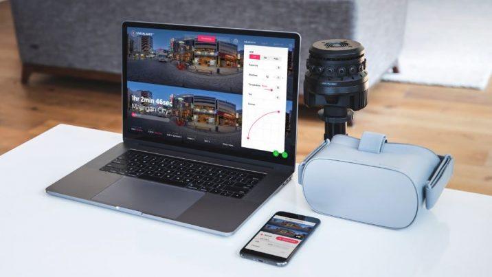 Review: Live Planet VR livestreaming camera rig