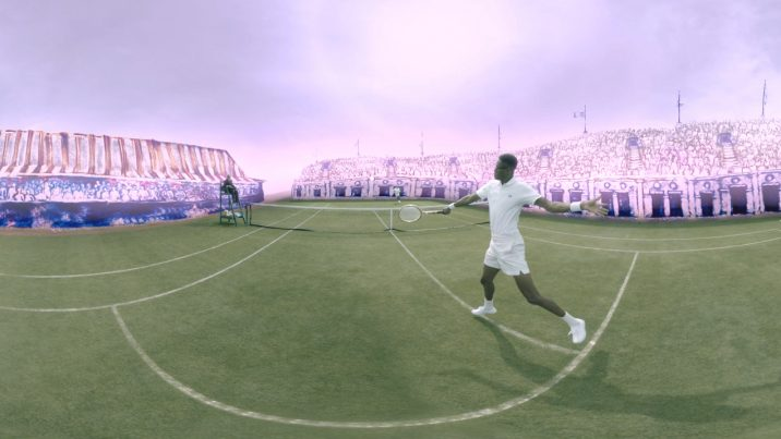 Fifty years before Colin Kaepernick there was Arthur Ashe. This VR experience immerses you in the tennis champion's defining moment in 1968 as he becomes the first black man to win the US Open and uses his newfound celebrity to lift his voice against injustice.