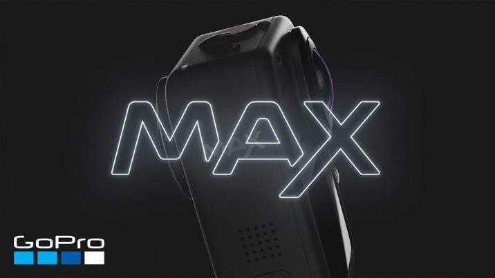 GoPro Max ($499) to Ship October 24
