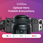 Live Planet VR Studio to Support Array of VR Camera Options