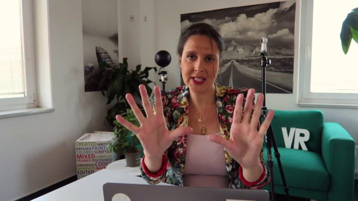 Tutorial: How to Use Fader for 360º Storytelling