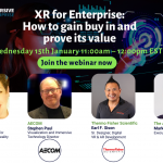 XR Intelligence: Making the Business Case for VR, AR and XR