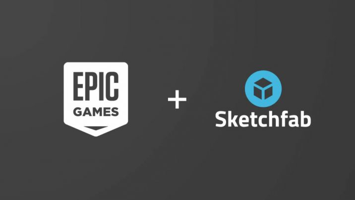 Epic Games acquires Sketchfab